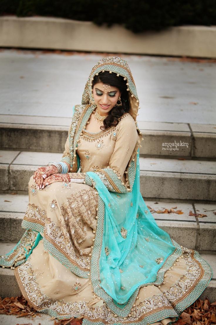 Pakistani Bridal Dresses Simple