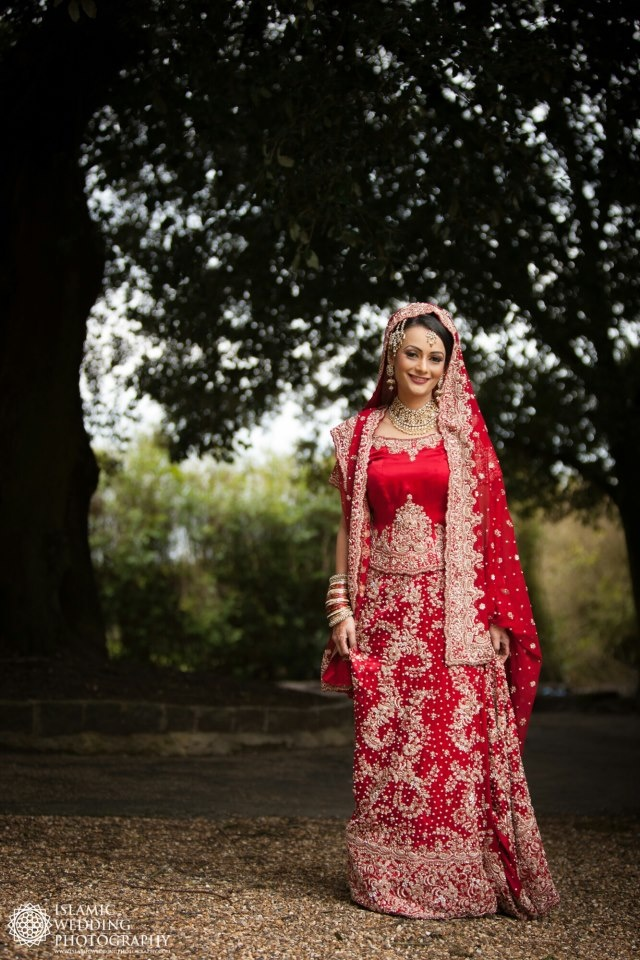 Pakistani Bridal Dresses 2018 11