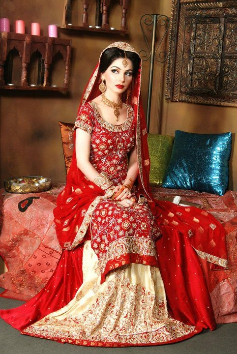Pakistani Bridal Dresses 2018 2