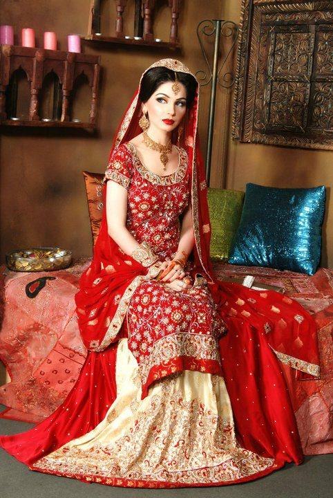 Pakistani Bridal Dresses 2018 2