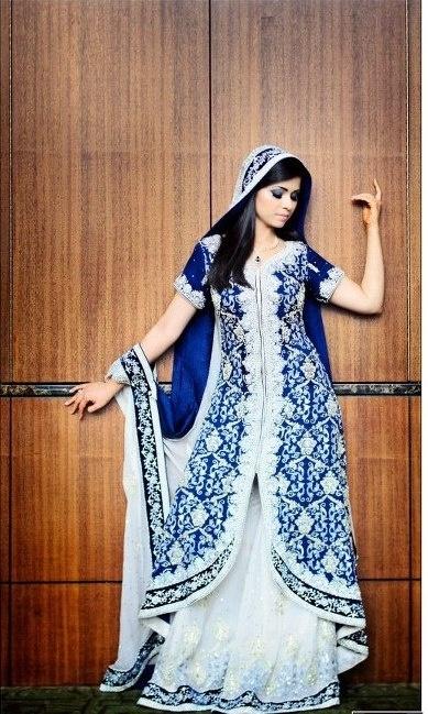 Pakistani Bridal Dresses 2018 3