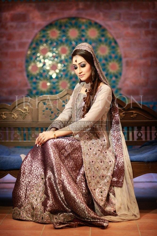 Pakistani Bridal Dresses 2018 5