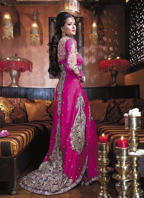 Pakistani Bridal Dresses 2018 7