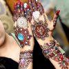 Pakistani Mehndi Design 2015 6