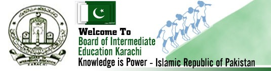 BISE Karachi Inter Arts Group Result 2013