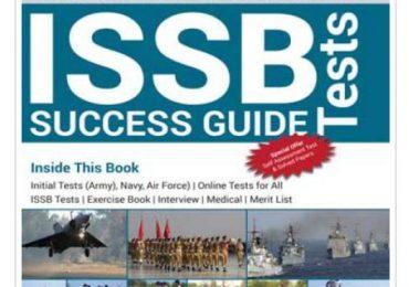 ISSB Test Preparation Books Initial Test Preparation