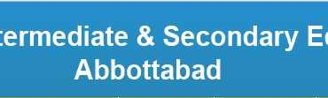 Abbottabad Board 9th Class Result 2020 By Roll Number, Name