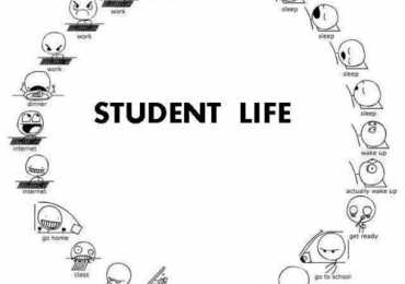 Student Life Is Golden Life