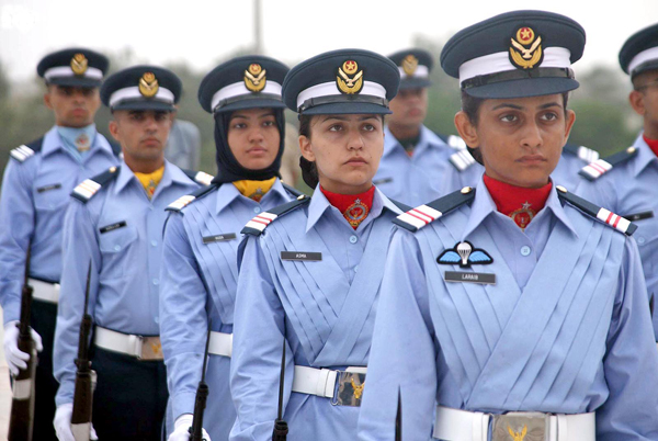 Join PAF As Airwomen 2018 Female Medical Assistant Online Registration