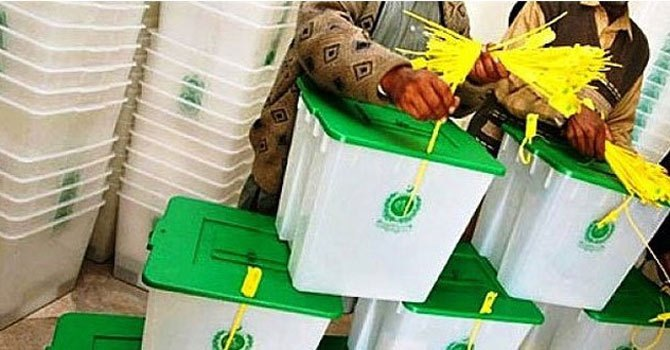 Pakistan General Election Results 2013