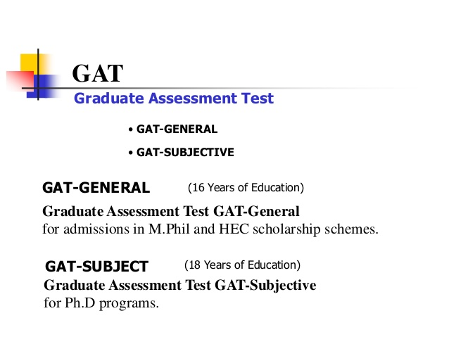GAT General Test Format and Preparation Tips