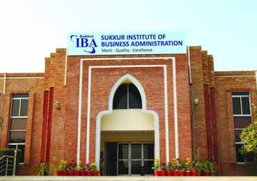 IBA Sukkur Entry Test Sample Paper, Syllabus 2020