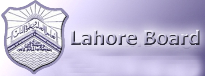 BISE Lahore Board Matric and 9th Class Result 2014