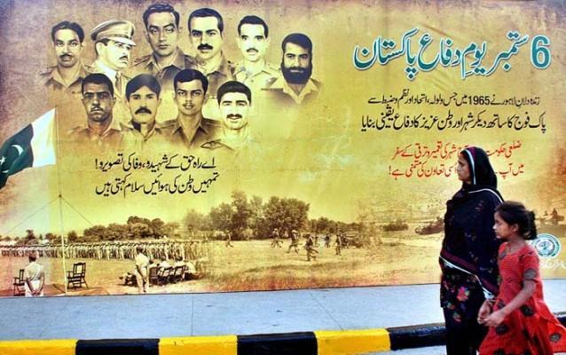 6 September Pakistan Defense Day Speech, Essay