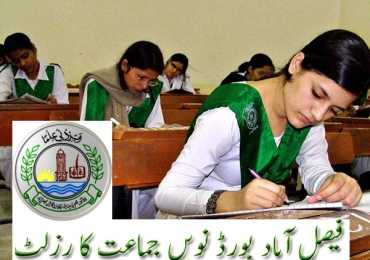 9th Class Result 2020 Faisalabad Board