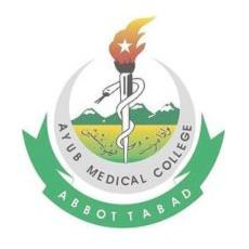 Ayub Medical College merit List 2013