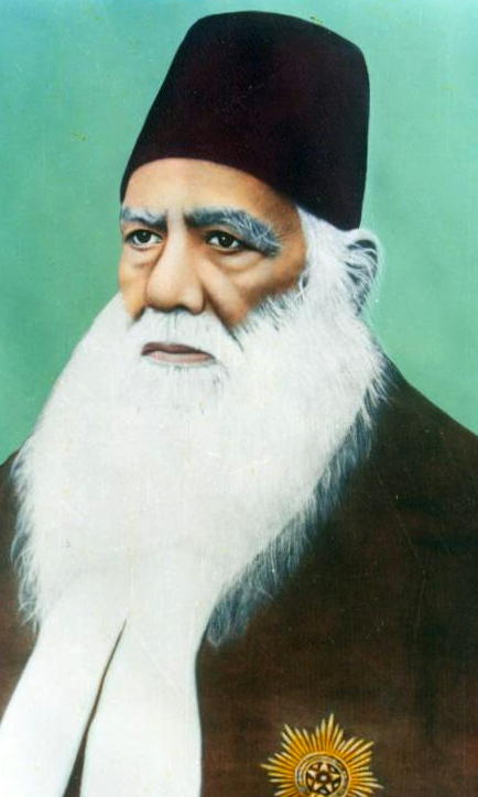 Sir syed ahmed khan wallpapers
