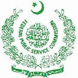 Federal Public Service Commission of Pakistan FPSC