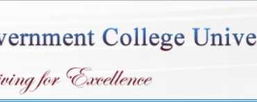 GCU Faisalabad Undergraduate Merit Lists 2020