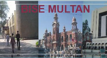 12th Class Result 2017 BISE Multan Board Inter Part 2 FA, FSC