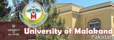 University of Malakand UOM BA/BSc Examination Result 2016
