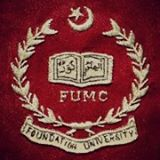 Foundation University Medical College Merit List 2015-2016