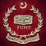 Foundation University Medical College Merit List 2018