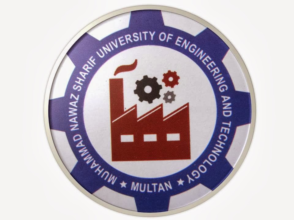 MNS UET Multan Engineering Merit List 2013