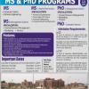 IBA Sukkur MS, PhD Admissions 2017 Entry Test Result, Merit List