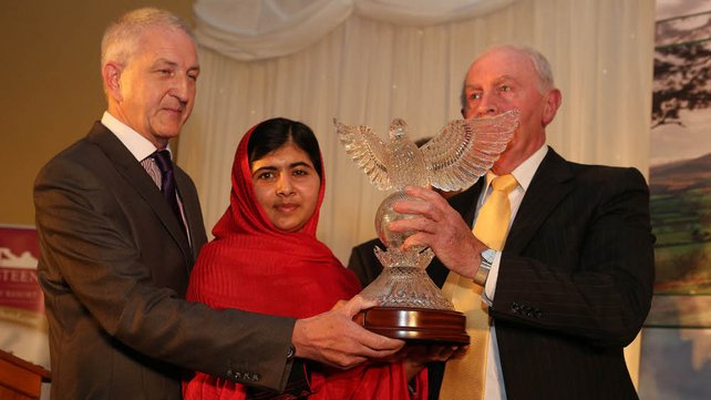 malala yousafzai awards list