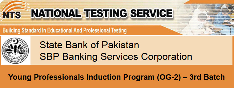 SBP-BSC OG2 Young Professional Induction Program Test Result 2013