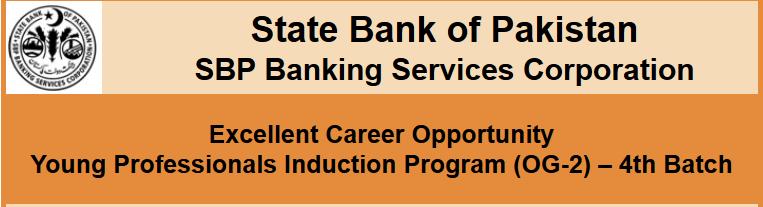 SBP-BSC OG2 Young Professional Induction Program Test Result 2014