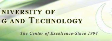 Sir Syed University of Engineering SSUET Merit List 2018