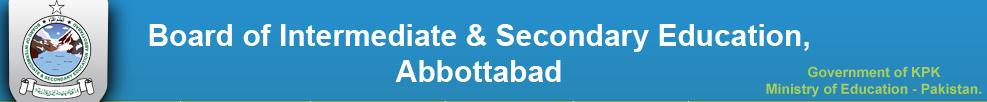 Abbottabad Board Inter Supply Result 2018 FA,FSC, Part 1, 2