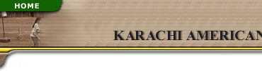 The American School Karachi