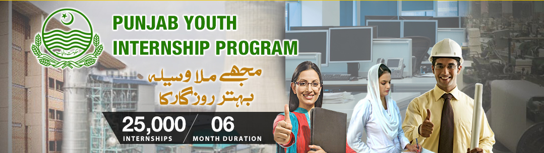 CM Punjab Youth Internship Program 2015-2016 Registration Form Online