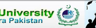 Hazara University MA English, Islamiat, Urdu Result 2019 Part 1, 2