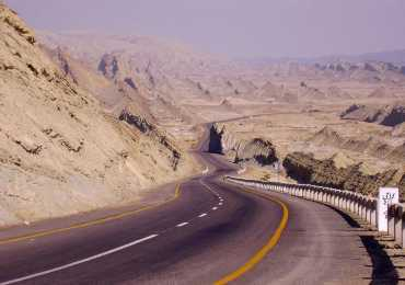 Major Roads of Pakistan