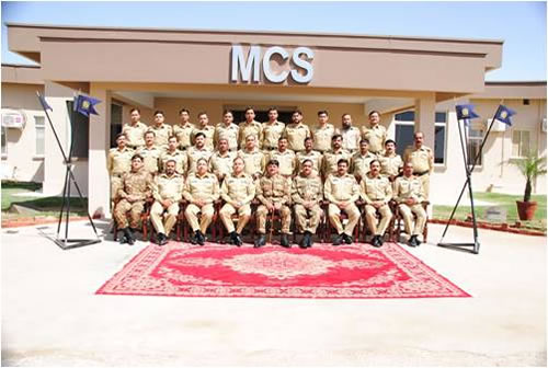Military College Sui Admissions Entry Test Results 2017