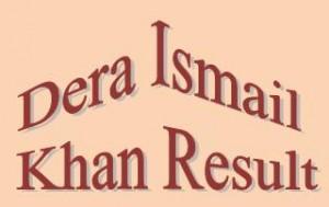 Dera Ismail Khan Board Matric 9th, 10th Class Result 2018 Online