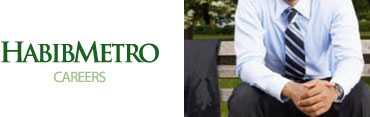 Habib Metropolitan Bank Karachi Management Trainee Jobs 2014