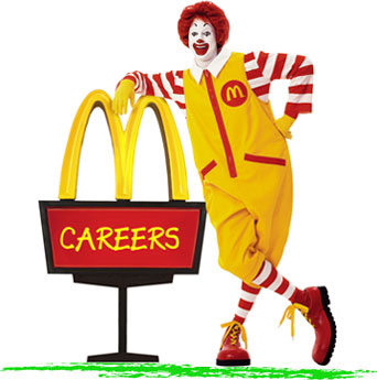 A career at McDonald's is an opportunity to be the best at what you do in an environment where you are valued and respected. We are committed to creating a workplace where employees are rewarded and recognized for their contribution and supported by meaningful growth opportunities.