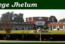 Military College Jhelum Entry Test Result 2020
