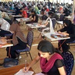 Karachi University BA Private Supply Exams Date Sheet 2014