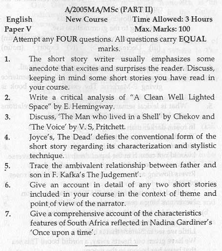 In This Excerpt From Crafting The Personal Essay, Author Dinty W.Short Story  Analysis Essays: Over 180,000 Short Story Analysis Essays, Short Story  Analysis ...