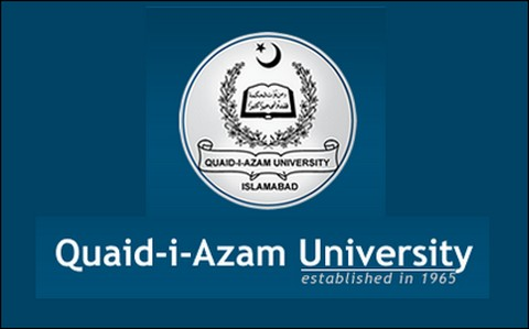 Quaid i Azam University Islamabad Admission 2016