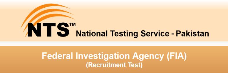 FIA Jobs NTS Written Test 2014 Date Roll No Slips Download