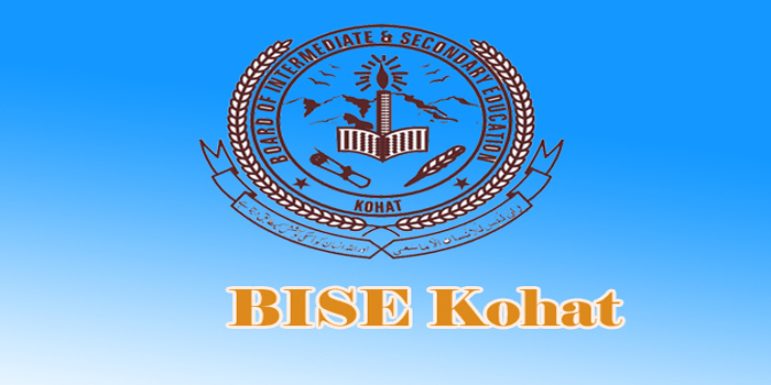 Kohat Board Inter Part 1 2 Result 2019 By Name Roll Number