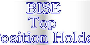 BISE Matric Top 10 Position Holders 2017 Punjab Result
