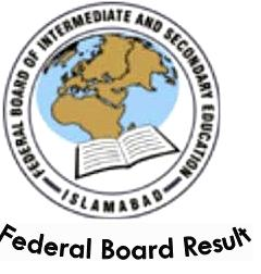 Federal Board Matric Result 2017 Search by Name, Roll No
